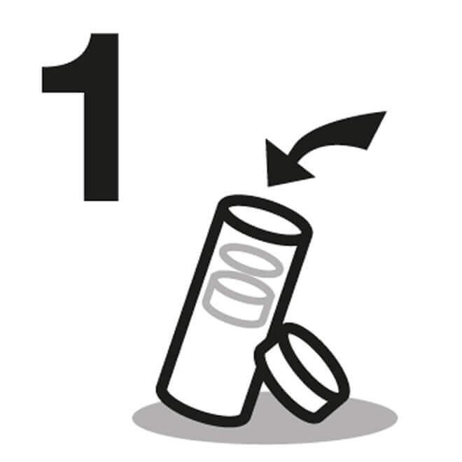 Instrucción de Taza de viaje 1
