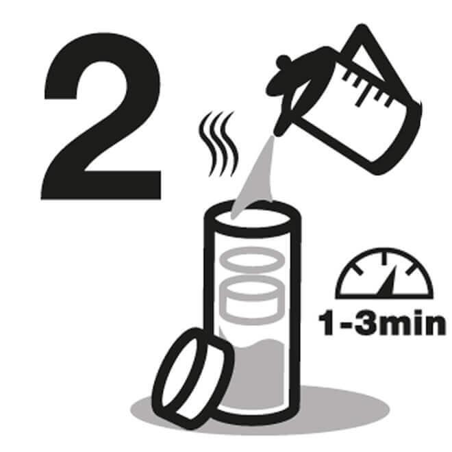 Instrucción de Taza de viaje 2